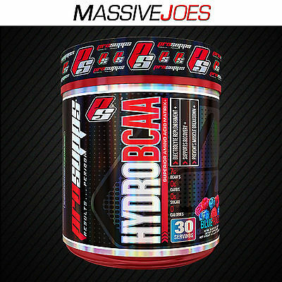 PRO SUPPS HYDRO BCAA 30 Serves Intra-Workout Muscle Recovery Endurance