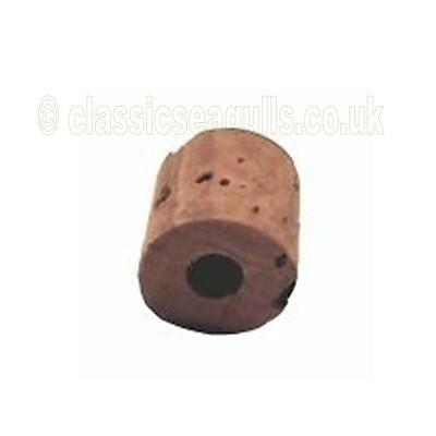 Brass Fuel Tap Cork - Replacement cork for fuel tap on British Seagull Engine