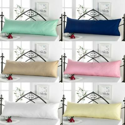 Pregnancy Bolster Pillow With Free Cover Luxury Body Pillow In Seven Colours