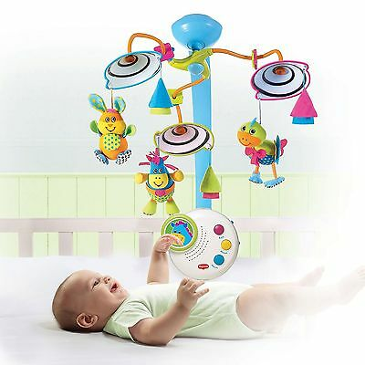 Tiny Love Classic Developmental Musical Mobile For Cot Bed With Lights and Sound