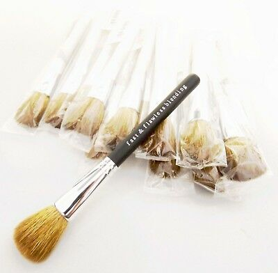 Lot of 12 Bare Escentuals Fast & Flawless Blending Brush for Eye Shadow Sealed