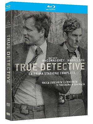 True Detective - Stagione 1 in 4 Blu-Ray