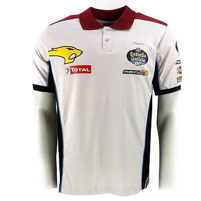 MARC VDS MotoGP Official Team Polo Shirt All Sizes