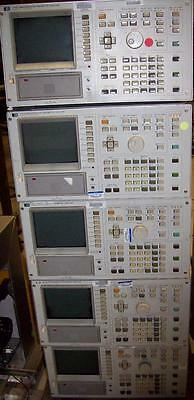Lot of 5 HP 4145A Semiconductor Parameter Analyzer