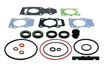 Gearcase Lower Unit Seal Kit For Yamaha 9.9 hp and 15 hp 2 Stroke and 4 Stroke