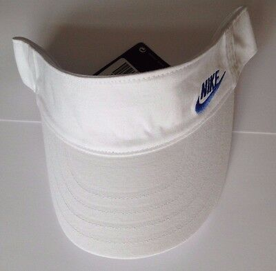 Nike Sportswear Adult Unisex Adjustable Golf Tennis Visor 343275 100