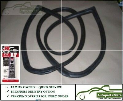 Landcruiser 75 Series Windscreen Rubber WITH SEALANT FJ75 FZJ75 HJ75 HZJ75 Utes