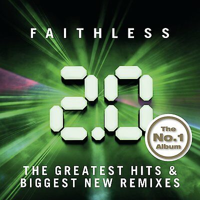 FAITHLESS 2.0 - THE GREATEST HITS (Album) [CD] NEW & SEALED