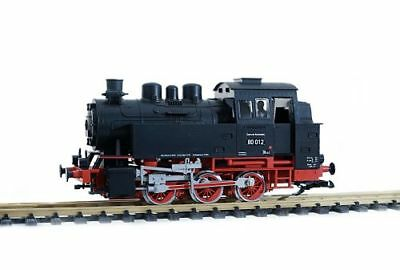 Steam Locomotive BR 80, Analogue with Sound Module and Generator, Gauge II (64mm