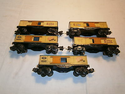 Top 5 Lionel  1679 Baby Ruth  Metal / Blechmodelle 1940/50  f Modelb 0