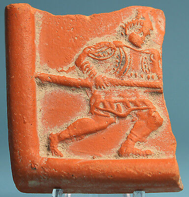 Roman Terra Sigillata Fragment: Venator - Ancient Art & Antiquities