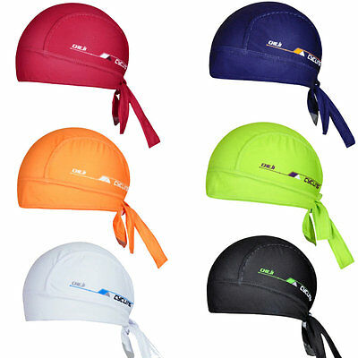 Outdoor Sports Bicycle Bike Hats Caps Cycling Headbands Headscarf Bandana