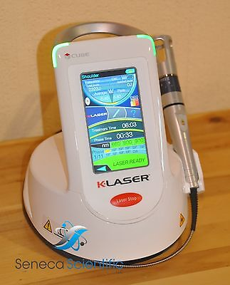 Klaser Cube 3 12W Medical Therapy Laser Class Iv 4 K-Laser