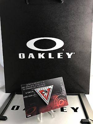 NEW! OAKLEY SI DECAL Elite Collector's Item Military Special Forces BOB ROMEO.