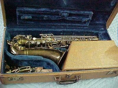 Vintage Martin Committee II Alto Saxophone, Excellent Condition