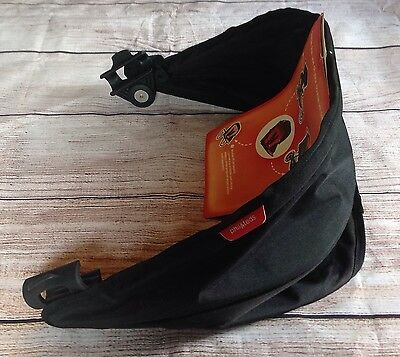 Phil And Teds Explorer Sun Hood for Double BLACK