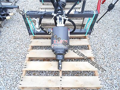 McMillen X1975 SkidSteer Post Hole Digger Auger Drive, Mount & Hoses: 15-30GPM