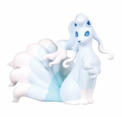 Takara Tomy Pokemon Sun & Moon Alola Ippai Collection Ninetales キュウコン Figure