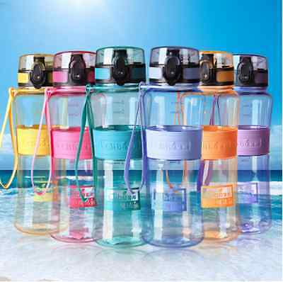 HOT Fruit Infusing Infuser Water Bottle BPA Free Plastic Sports Detox Health NEW