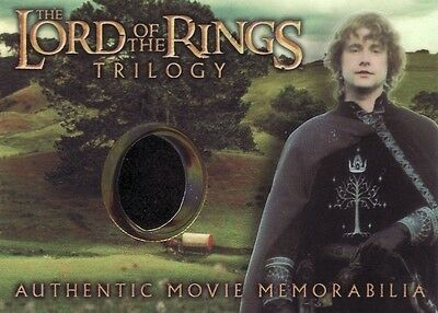 Lord of the Rings Trilogy Pippin's Gondorian Tunic Costume Card LotR