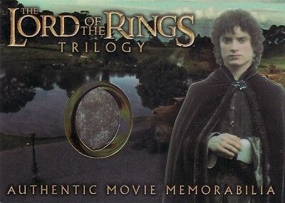 Lord of the Rings Trilogy Frodo's Elven Tunic Costume Card LotR
