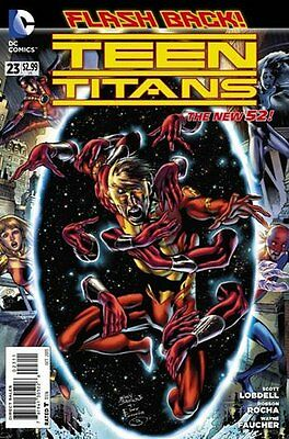 Teen Titans (Vol 4) #  23 Near Mint (NM) DC Comics MODERN AGE