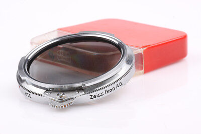Carl Zeiss B56 Contapol 3x Filter // 22266,51