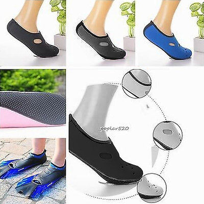 1 Pair Water Sports Neoprene Diving Socks Anti-Skid Boots Wet Suit Shoes