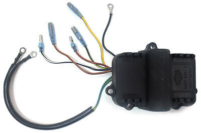 Marine Switch Box for Mercury/Mariner Outboard, 18-5777 & MC 339-7452A19 - EMP