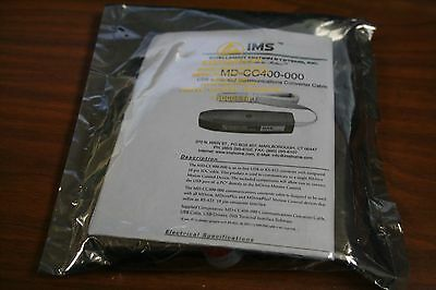 Nib Ims Md-Cc400-000 Usb To Rs-422 Communications Converter Cable Mdcc400000
