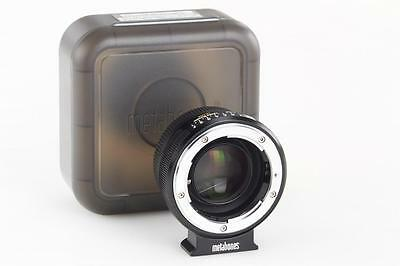 Metabones Speed Booster ULTRA Nikon F to E-mount // 27042,2