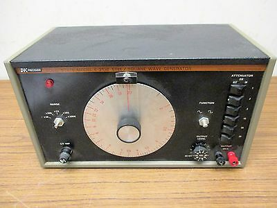 B&k Precision Model E-310B Sine/square Wave Signal Generator
