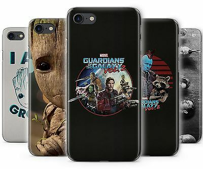 Guardians of the Galaxy Cute Baby Groot Phone Cover Case fits Apple iPhone