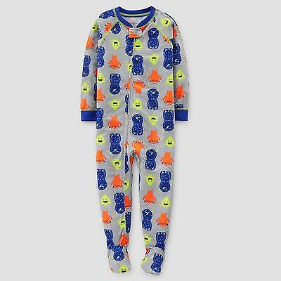 Toddler Boys' Monsters Footed Pajama Sleeper - Just One You™ Made by Car...
