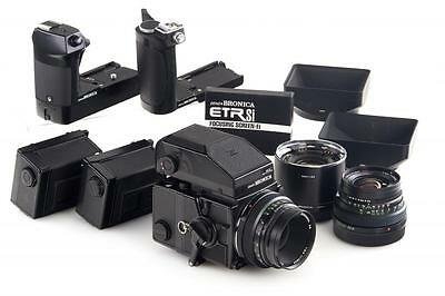 Bronica ETRsi outfit // 28959,1