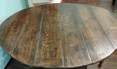 17th century Gateleg table top