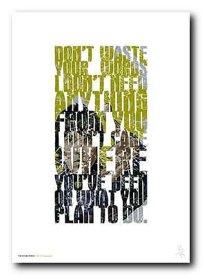 THE STONE ROSES ❤ I Am The Resurrection ❤ poster art edition print in 5 sizes #3