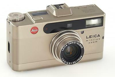 Leica Minilux Zoom Limited Edition // 29252,25
