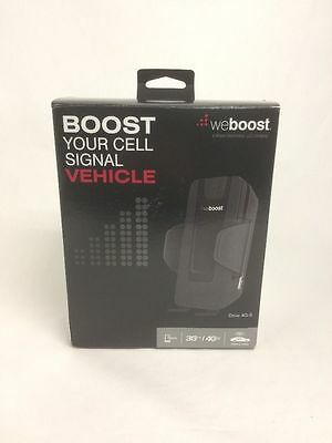 weboost Boost Your Cell Signal Vehicle Drive 4G-S