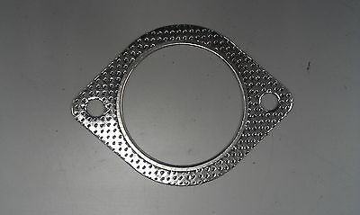 "GASKET TO SUIT 2 BOLT 76mm 3""INCH FLANGE PLATE"