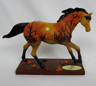 The Trail of Painted Ponies 2008 AUTUMN DANCER #12271 Horse Figurine Westland