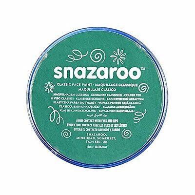 SNAZAROO COLORE 18 ml TIGLIO 1118617 make up body face paint (s8j)