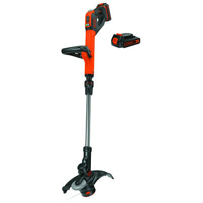 Black & Decker 20V MAX Li-Ion EASYFEED String Trimmer Kit LSTE525R Recon