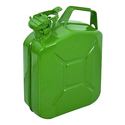 Carpoint 0110013 Tanica da 5 L in Metallo, TUV/GS, Verde (p4X)