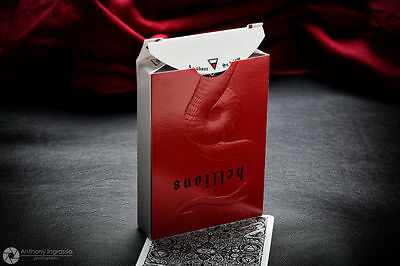BRAND NEW Hellions Playing Cards - Daniel Madison by Ellusionist -OOPSC-