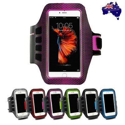 Sports Gym Armband Running Jogging Holder Arm Strap Exercise for iphone 6S 6
