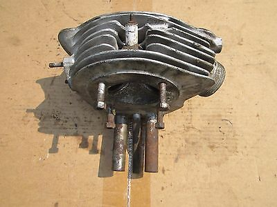 The head of The block of cylinders BMW R35 original
