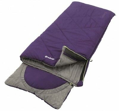 Kinderschlafsack Outwell Contour Junior Purple * UVP 49,95