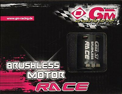 Graupner 97410 GM Race 10,5T - Motore Brushless (u5n)