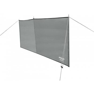 Vango 3 Pole Adventure Windbreak - Smoke Grey